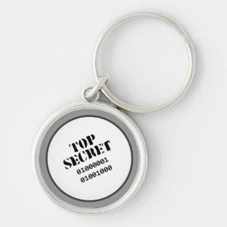 Top Secret keychain