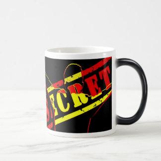 Top Secret Magic Mug