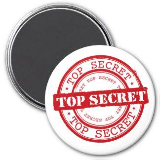 Top Secret Fridge Magnet