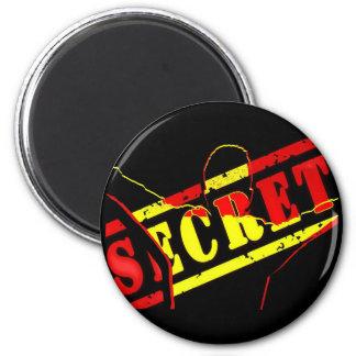 Top Secret Magnet