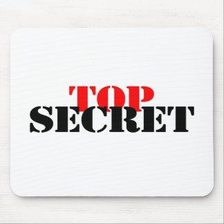 Top Secret Mouse Pad