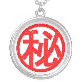 Top secret necklace