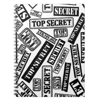 Top Secret Notebook