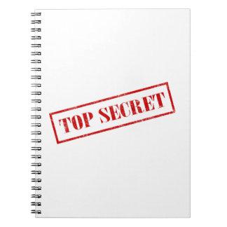 Top Secret Notebook