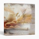 Top Secret Recipes Avery Binder