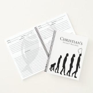 Top Secret Recipes Chef Evolution Notebook
