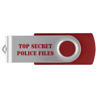 Top Secret USB Flash Drive