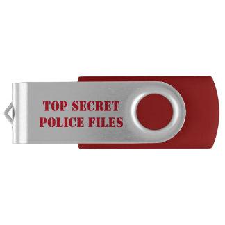 Top Secret USB Flash Drive