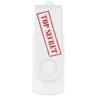 Secret flash drives