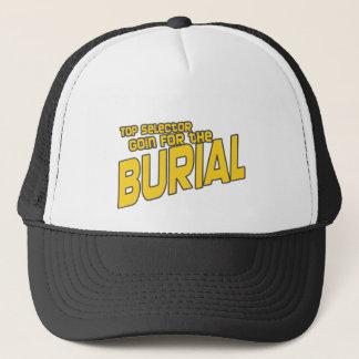 Top Selector Selecta Burial Dubstep DJ Trucker Hat