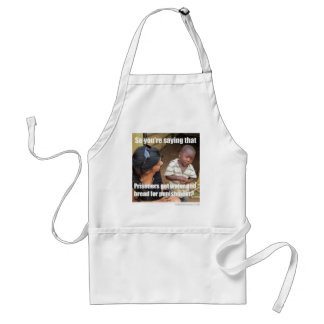 Top selling items adult apron