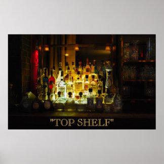 Top Shelf Poster