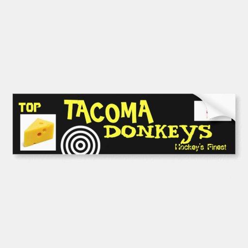 donkey bumper stickers