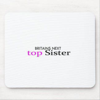 top sister mouse pad