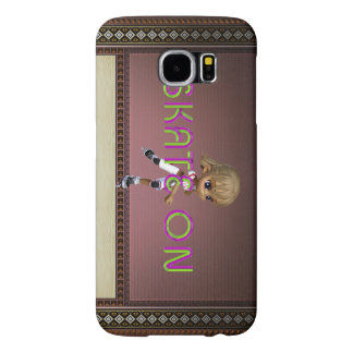TOP Skate On Samsung Galaxy S6 Case