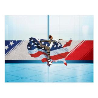 TOP Skate USA Postcard