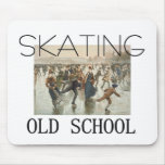 TOP Skating Old School Mouse Mats
