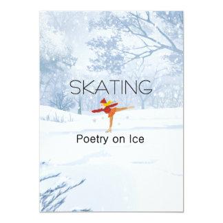 TOP Skating Poetry Card