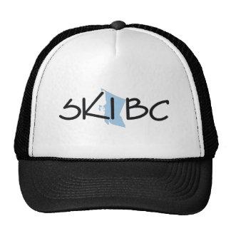 TOP Ski British Columbia Trucker Hat