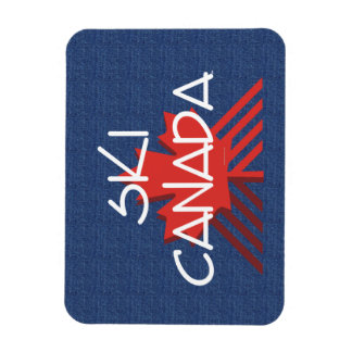 TOP Ski Canada Magnet