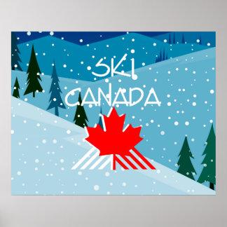 TOP Ski Canada Poster