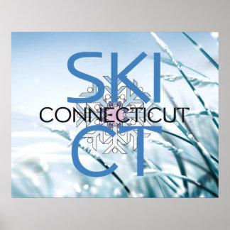 TOP Ski Connecticut Poster