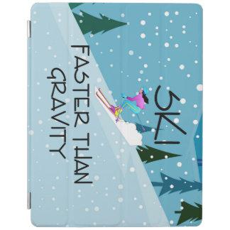TOP Ski Faster iPad Smart Cover