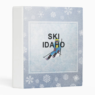 TOP Ski Idaho Mini Binder