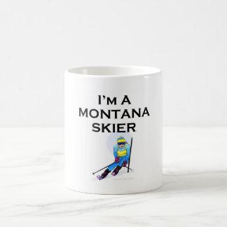 TOP Ski Montana Coffee Mug