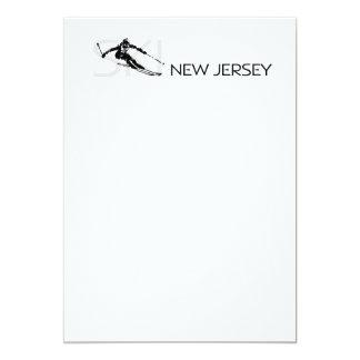 TOP Ski New Jersey Card