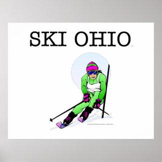 TOP Ski Ohio Poster