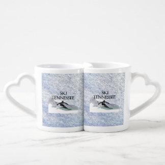 TOP Ski Tennessee Couples Coffee Mug