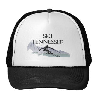 TOP Ski Tennessee Trucker Hat