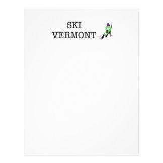 TOP Ski Vermont Flyer