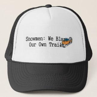 TOP Snowmen Trucker Hat