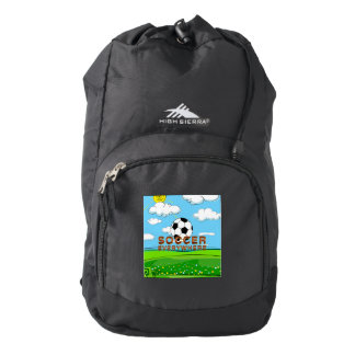 TOP Soccer Everywhere Backpack