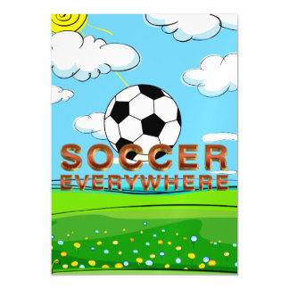 TOP Soccer Everywhere Magnetic Card