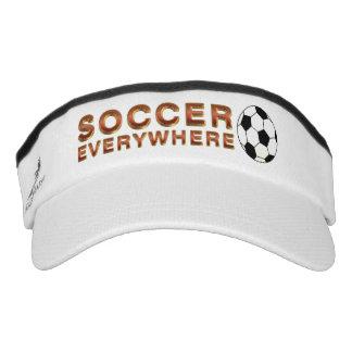 TOP Soccer Everywhere Visor