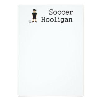 TOP Soccer Hooligan Card