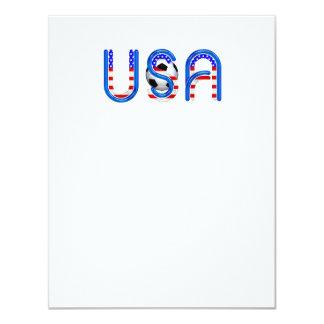 TOP Soccer USA Card