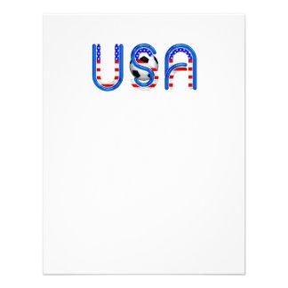 TOP Soccer USA Personalized Invite