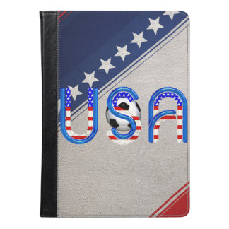 TOP Soccer USA iPad Air Case