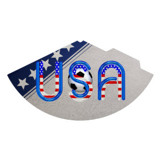 TOP Soccer USA Party Hat