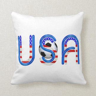TOP Soccer USA Pillow