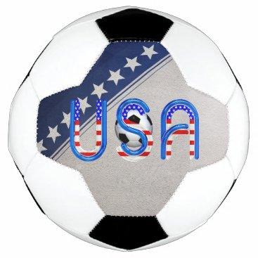 TOP Soccer USA Soccer Ball