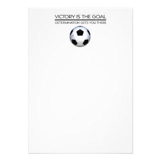TOP Soccer Victory Slogan Custom Announcements