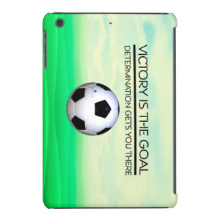 TOP Soccer Victory Slogan iPad Mini Case