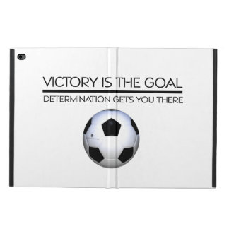 TOP Soccer Victory Slogan Powis iPad Air 2 Case