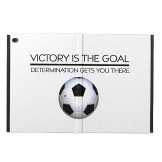 TOP Soccer Victory Slogan Powis iPad Air 2 Case