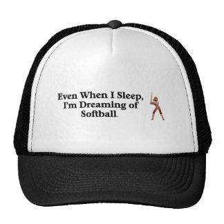 TOP Softball Dreams Trucker Hat